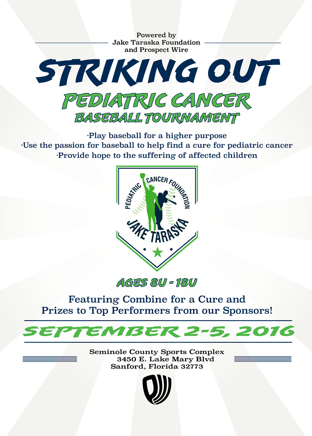 Strike Out Pediatric Cancer